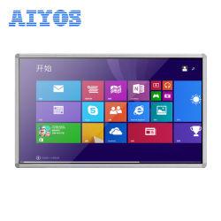 86 LCD 1920*1080 van de duim IPS FHD Hoogtepunt - de Video-audio Input van de Monitor HDMI van het Scherm van de meningsHoek