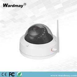 1080P de la Cámara La cámara IP WiFi Onvif Vandal-Proof de visión nocturna de la seguridad en casa de la Cámara Exterior CCTV Tarjeta SD.