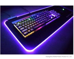확장 대형 LED 조명 RGB 게임용 마우스 패드