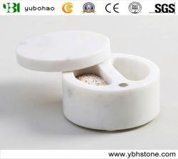 Bianco Carrara/accessorio di marmo bianco Handmade