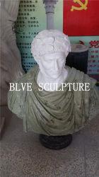 Hauptdekoration-Marmor-schnitzende Steinabbildung Hauptfehlschlag-Statue-Skulptur Mfsg-93