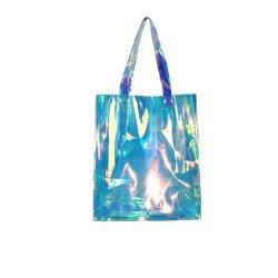 Affichage de l'épaule fonctionnelle de la Papeterie de bande dessinée de supermarchés filles refroidisseur PVC sac à lunch sacs pour la rentrée scolaire