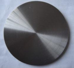 El 99,95% Puro de metal blanco de Sputtering niobio