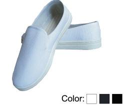 정전기 방지 PVC ESD 안전 가죽 신발 LN-1577104