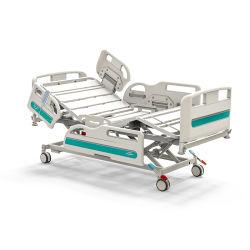 S8y8c de lujo ajustable eléctrico médico de la cama de hospital