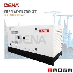 Новый режим ожидания прибытия электрические/Electrica мощности генераторной установкой открытого типа Cummins 30КВТ 40 КВА 50 ква фиксированные землепользования очередной Water-Cooled дизельного генератора