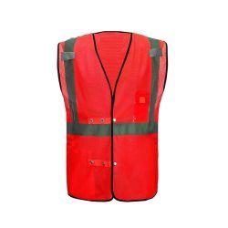 أمان صدرة [بروتكتيف كلوثينغ] متّسقة عمل لباس رؤية عادية انعكاسيّة
