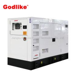 75квт/60квт звукоизолирующие Cummins дизельный генератор Оцинкованный корпус