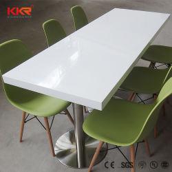 Eettafel van het Snelle Voedsel van de Steen van het Restaurant van Kfc de Acryl met Stoel