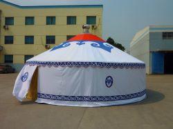 6.23m parte de eventos turístico Yurt mongol