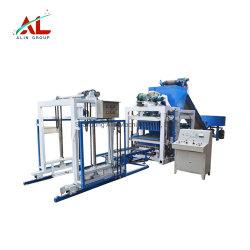 Qtj4-25D полностью автоматическая летучую золу полой машина для формовки бетонных блоков механизма