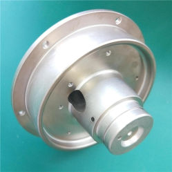 La fundición de hierro dúctil con níquel Electroless Plating para motor