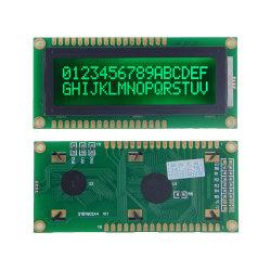 Моно 16 символа 2 линий ЖК-модуль 18 контакт I2c экрана 16X2 большой символ ЖК-дисплей