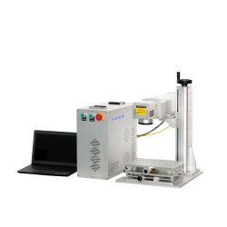 ماكينة محمولة باليد تعمل بالليزر من ألياف الريس تعمل من أجل سعر المجوهرات الذهبية آلة الليزر نحت
