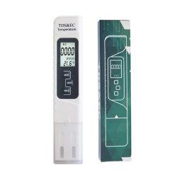 Messinstrument-Monitor TDS-Wasser-Prüfvorrichtung Wasserqualität-Prüfvorrichtung-Digital-TDS für Pool-Trinkwasser-Messinstrument TDS