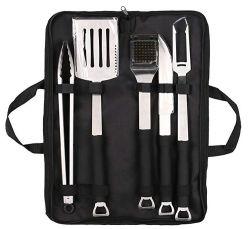 Couteau de toile de plein air portable sac sac à outil pour barbecue