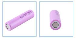 Commerce de gros de durée de vie maximale de 3,7 V 18650 2000mAh Batterie rechargeable 2200mAh 3000mAh 3400mAh