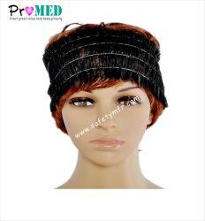 Salon SPA Beschikbare Niet-geweven HairBand met 4 Elastieken