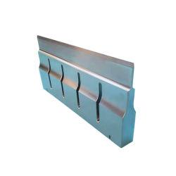 Het nitride Met een laag bedekte Ultrasone Scherpe Blad van het Titanium