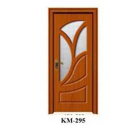 最も新しい普及したPVC上塗を施してあるMDFのドア