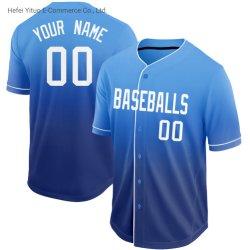 Goede Kledingstukken van het Honkbal van de Ontduikers van de Kleuren van de Polyester van Wicking van de Vochtigheid van de Verkoop Diverse