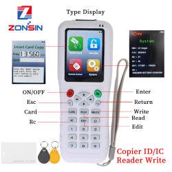 Zx-Copy3 Máquina de Copia de tarjetas de Idic Universal