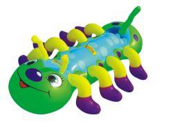 Caterpillar bebé juguetes inflables Rider