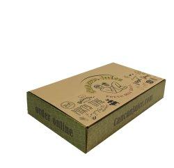 Kundenspezifisches Drucken-Kraftpapier-trockener Frucht-Kasten