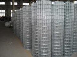 E galvanizado revestido de PVC redes soldadas