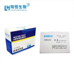 Свободный хлор для комплекта для проверки бассейн (LH2002)