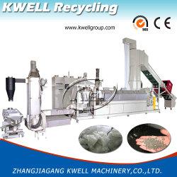 PE/PP de Pelletiserende van het Recycling van de film/Korrelende Lijn van de Uitdrijving/de Plastic Granulator van het Recycling