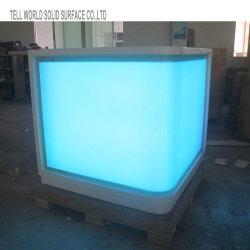 공장 도매 LED 바 카운터 바 테이블 가구