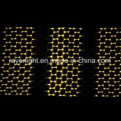 Proyecto de iluminación LED de exterior de la Navidad Vacaciones de las luces decorativas de captura de luz LED Net