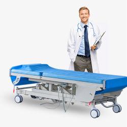 ذاتيّ تغيّر مستهلكة طبّيّ [بد شيت] [أنتي-كروسّ] تلوث امتحان أسرّة مصحة صبور [مديكل إكسمينأيشن] سرير