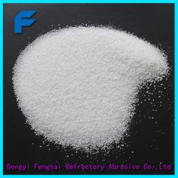 Polvere bianca fusa bianca dell'ossido di alluminio del corindone bianco dell'allumina di Wfa