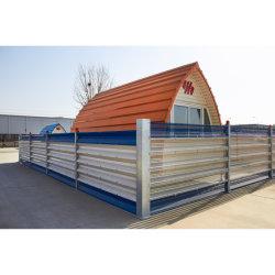 Sw-Sy025 La familia de acero de pared de esgrima privada segura