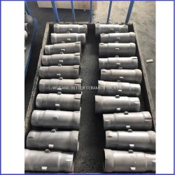 Реакция кабального карбид кремния RBSIC/SISIC излучения трубопровода