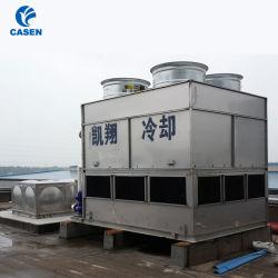 Industriale bagnare il tipo chiuso controcorrente torre di raffreddamento della cambiale indotta