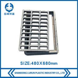 C250 Antiside resina de plástico reforçado com resina composta Cinza Gratiing de Drenagem