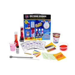 Experimento prático kit de Ensino de Ciências Brinquedos