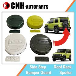 Reservereifen-Deckel für Suzuki 2019 2012 Jimny wahlweise freigestellte Farben