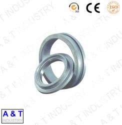 De grote Gerolde Smeedstukken van het Roestvrij staal Ring/het Smeedstuk van de Rolling Ring van het Smeedstuk van de Ring/het behouden