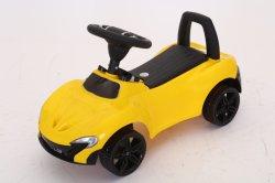Großauto-Kind-Fahrt auf Stoss-Auto-Kind-Spiel-Spielzeug-Auto