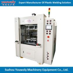 Plaque chaude soudage plastique équilibre de la machine anneau de lavage de la machine