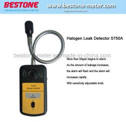 Détecteur de gaz halogène, de la main Détecteur de fuite de réfrigérant de climatiseur, le chlore fluor Détecteur de fuite de fluide réfrigérant 5750A