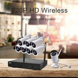 Системы видеонаблюдения 720p 8CH HD Wireless IP-камера ночного видения