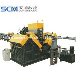 ماكينة الحفر والتجميع عالية السرعة TDm3635 CNC للزاوية برج