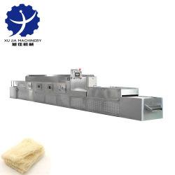 Controle Digital Industrial macarrão de arroz de equipamento de esterilização de secagem de microondas