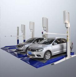 Гидравлический две должности Car/автоматический стояночный лебедку с маркировкой CE