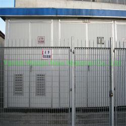 La barra de acero galvanizado en caliente rallar valla de seguridad